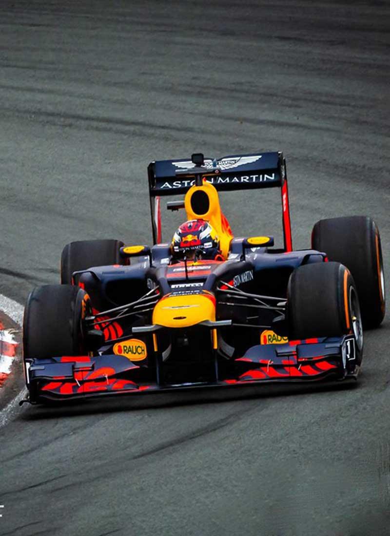 Formule 1 Dutch Grand Prix weekend Circuit Zandvoort