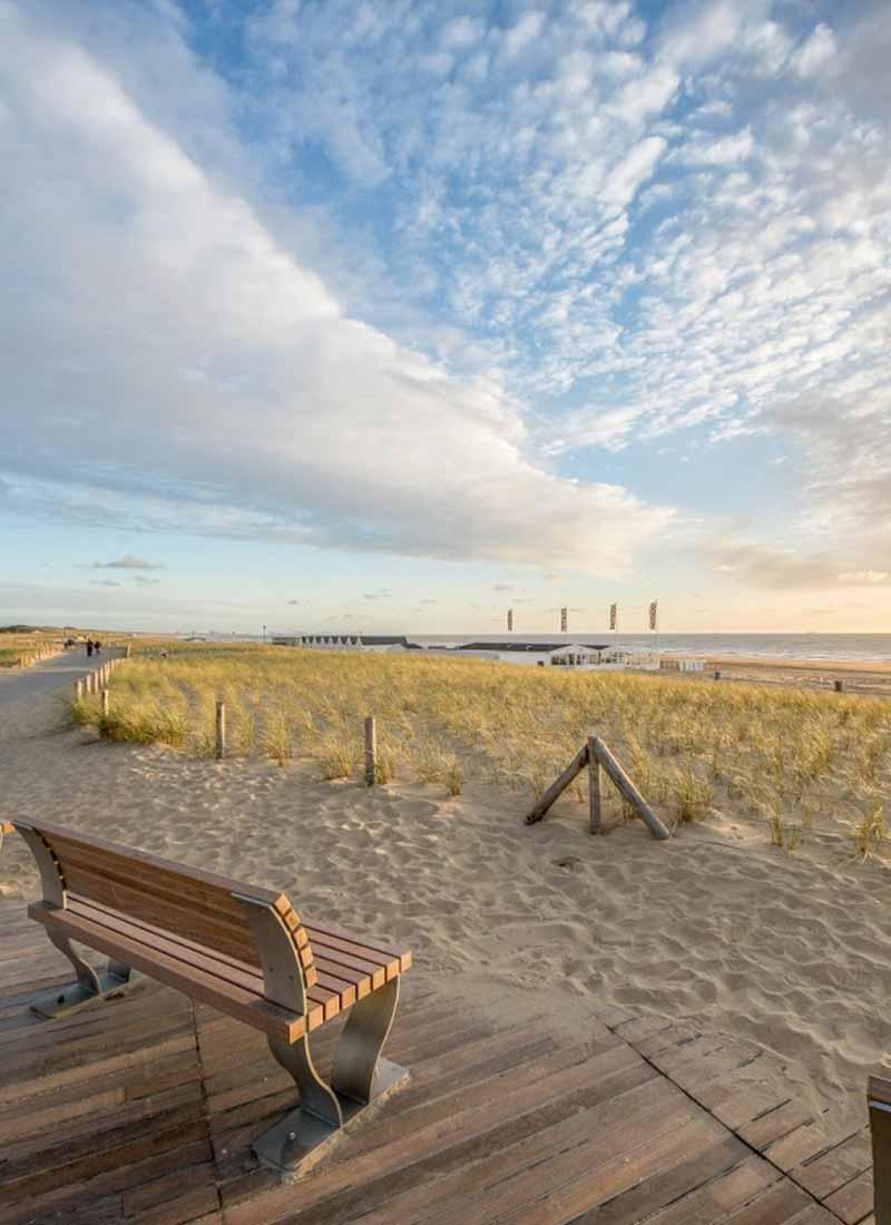 Strand van Katwijk aan Zee